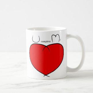 U complete Me Mug