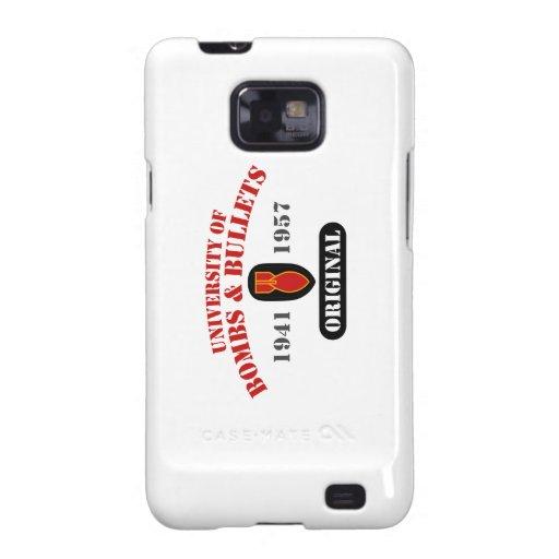 U de la original de B&B Samsung Galaxy SII Carcasas