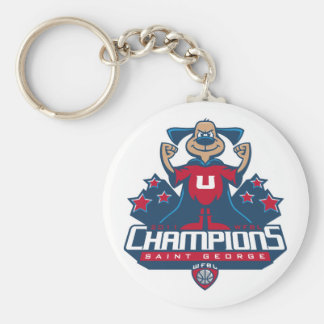 U-Dogs Champs Keychain