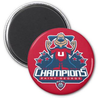 U-Dogs Champs Magnets