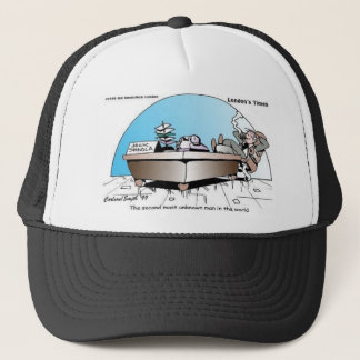 U Dont Know Jack Shinola Funny Offbeat Gifts Tees Trucker Hat