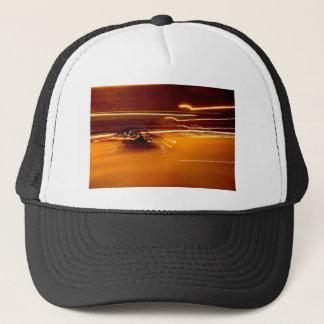 u drive at night trucker hat