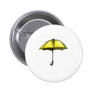 U está para el paraguas pins