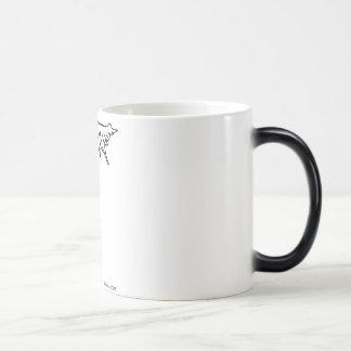 U está para el unicornio tazas de café