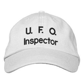U.F.O. Inspectors Cap