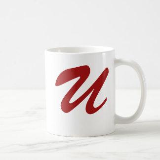 U For Underachiever Coffee Mug