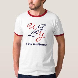 U.G.L.Y T SHIRT