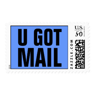 U Got Mail Postage