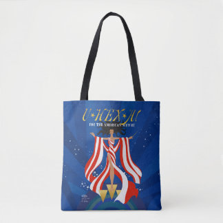 U HEX A Magazine Tote Bag