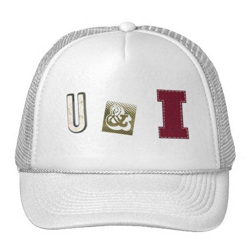 U & I TRUCKER HAT