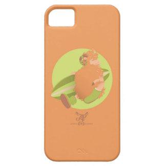 "U is for ""Uggs"" on Australian merinos iPhone SE/5/5s Case"