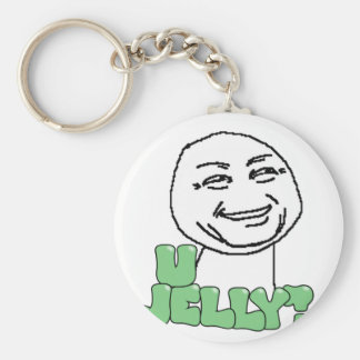 U Jelly? Keychain