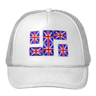 U K Ace Cards and Domino s Hats