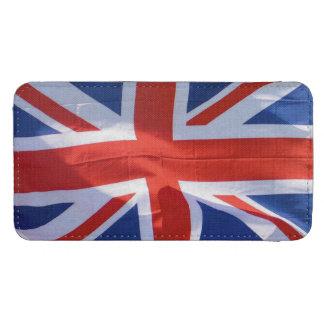 U.K. Bandera de unión británica patriótica Union Funda Acolchada Para Galaxy S4