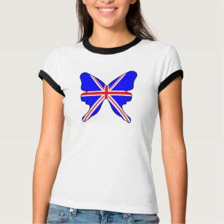 U.K. Butterfly T-Shirt