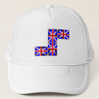U.K. Dominos Trucker Hat