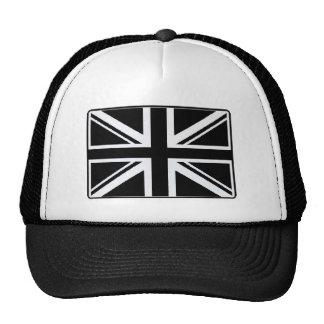 U K Flag Trucker Hat