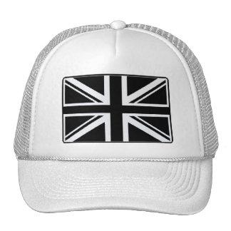 U K Flag Trucker Hats