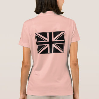 U.K. Flag Polo Shirt