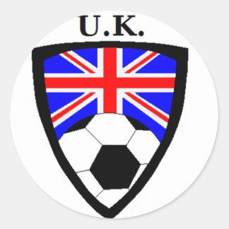 U K Fútbol Etiqueta