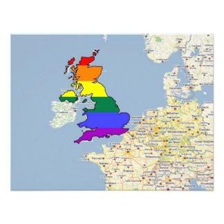 U.K. GLBT Pride Invite