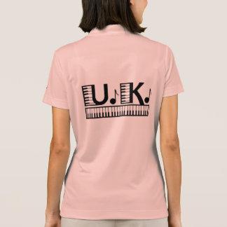 U.K. Music Polo Shirt