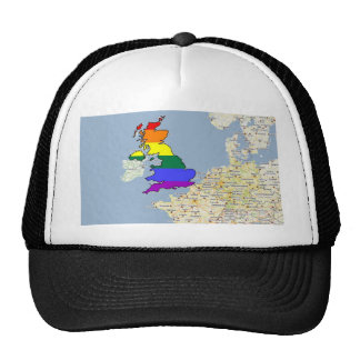U.K. Orgullo de GLBT Gorras