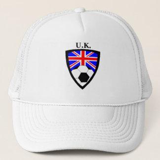 U.K. Soccer Trucker Hat