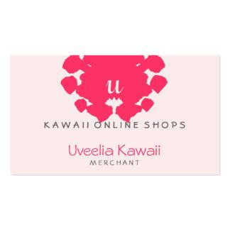 U Kawaii Blot Shops Business Card