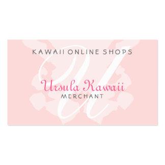 U Kawaii Shops Double-Sided Standard Business Cards (Pack Of 100)