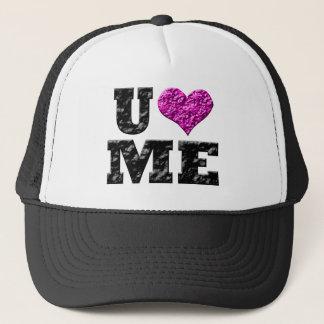 U Love Me Trucker Hat
