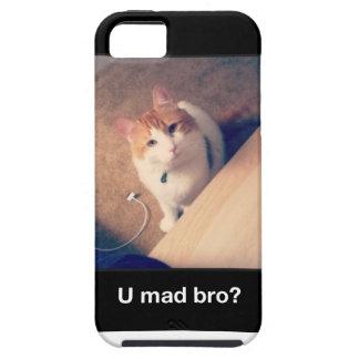 U Mad Bro? iPhone 5 Cases