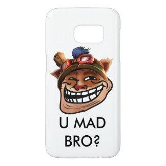 ''U MAD BRO?'' Samsung Galaxy S7
