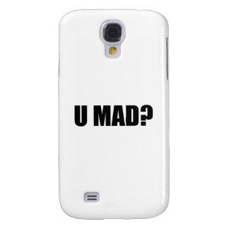 U Mad? Samsung Galaxy S4 Cover