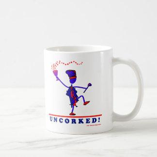U N C O R K E D ! COFFEE MUGS
