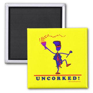U N C O R K E D ! - Customized Fridge Magnets