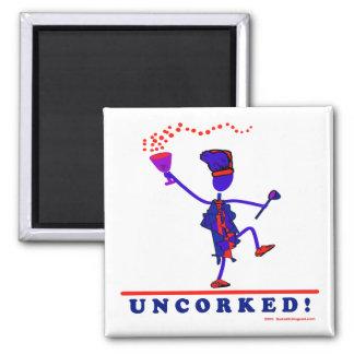 U N C O R K E D ! - Customized Magnets