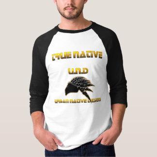 U.N.D True Native Collection T-Shirt