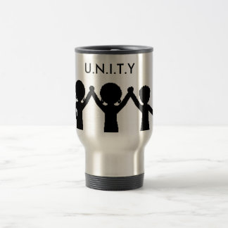 U.N.I.T.Y Commuter Coffee Mug