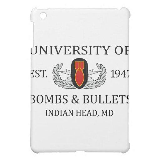 U of B&B Indian Head iPad Mini Case