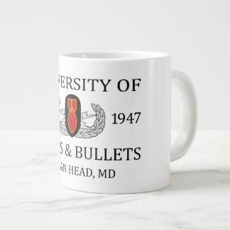 U of B&B Indian Head Large Coffee Mug