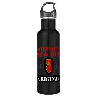U of B&B Original Stainless Steel Water Bottle