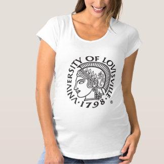 U of L Minerva Seal Maternity T-Shirt