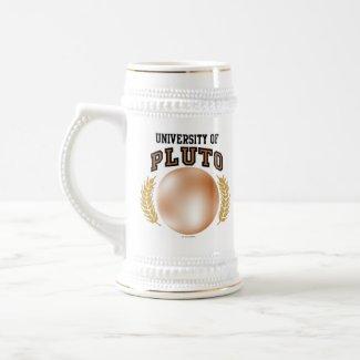 University Of Pluto Stein