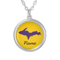 U.P. Personalized Necklace