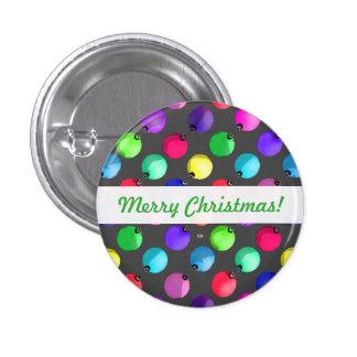 U Pick Color/ Antique Christmas Tree Ornaments Button