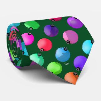 U Pick Color/ Antique Christmas Tree Ornaments Tie