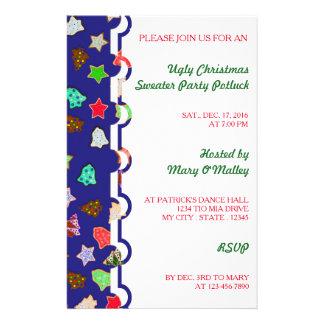 U Pick Color/ Christmas Holiday Cookies Flyer