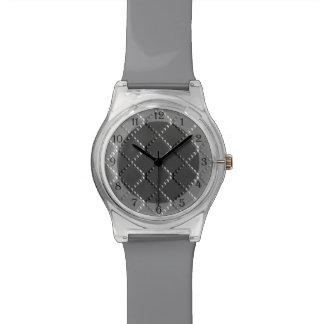 U pick Color/ Criss Crossing Chrome Metal St Wrist Watch