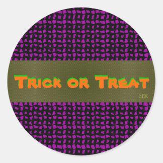 U Pick Color/Customizable Halloween Envelope Seal